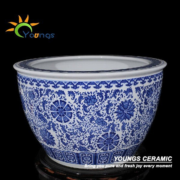 list of white ceramic pot