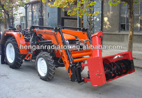 tractor snowblower machine