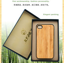 bamboo and wood phone cases for iphone 4 cell phone case for iphone 4s light phone case for iphone4