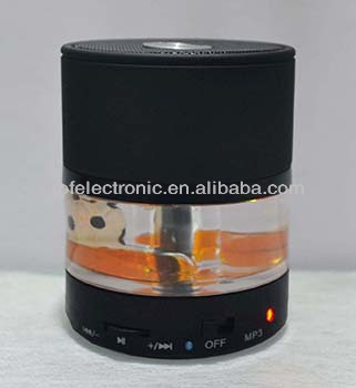 2013 Best Outdoor Wireless Bluetooth Speaker with USB and liquid bluetooth speaker