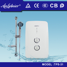 Small size IPX4 low voltage water heater