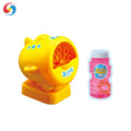 Hot selling electric plane bubble maker toy air bubble removing machine