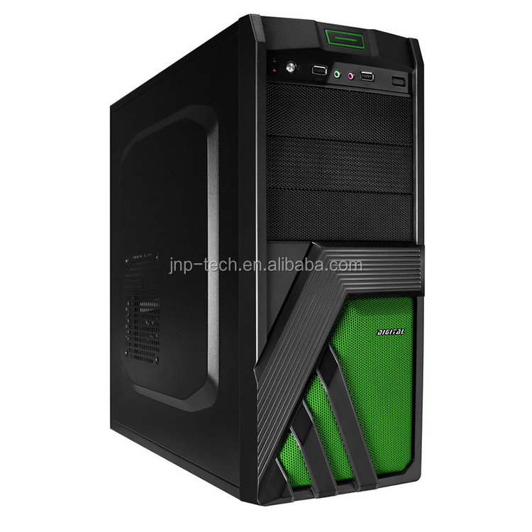 Colorful Metal Mesh panel design Computer PC case Gaming ATX Case