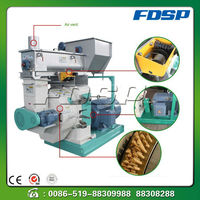 Excellent performance wood chips sawdust pellet machine