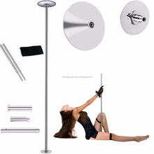 Spinning Dancing Poles Stripper Home Dance Pole Sex Body Building Workout Equipment