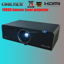 large venue 1080p full hd 3d cinema dlp 10000 ansi lumens laser 3d full hd 1080P 1920 1200 projectors for the street cinemas