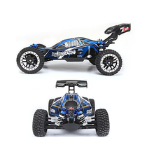 Wholesale price 1/8 scale electric 4wd rc truck with high quality rc car kit
