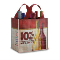Laminated Nonwoven Wine Bag
