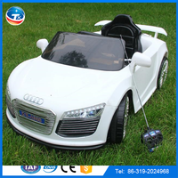 2015 Chinese wholesale cheap high quality remote control kids ride on electric toy car