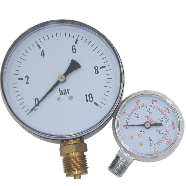all stainless steel pressure gauge calibrator use no oil