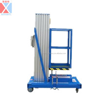 Articulating boom lift small