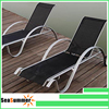 Beach bed/sun bed, patio furniture sun bed China supplier