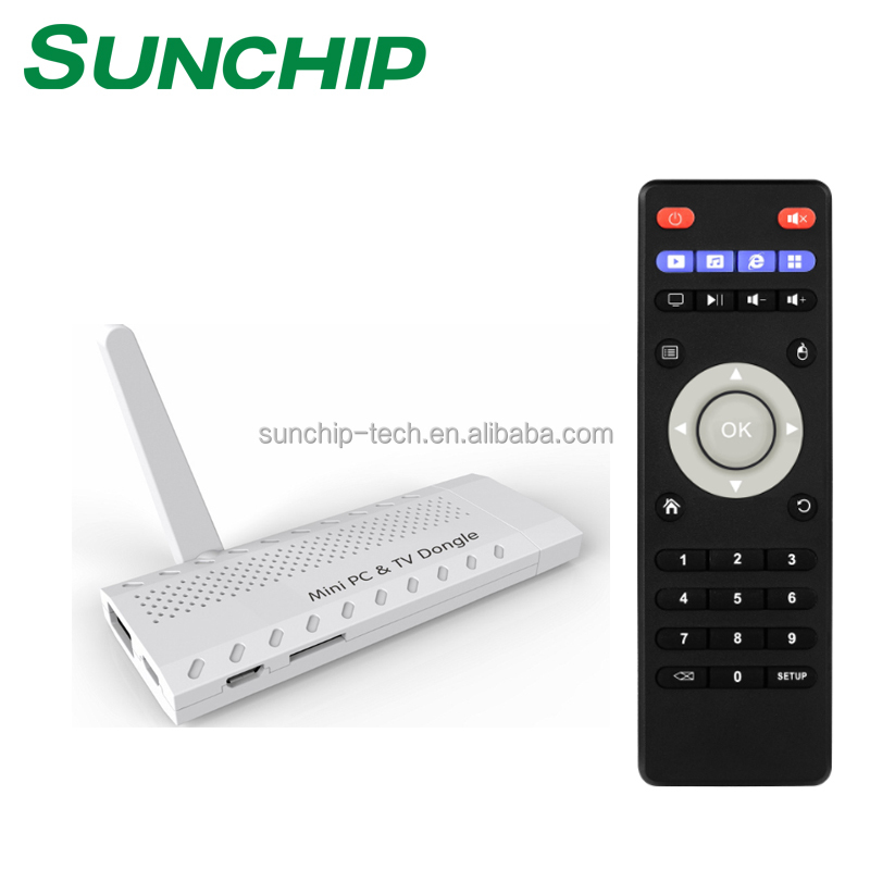 Whats New 2017 RK3229 Chipset 1GB DDR 8GB EMMC Bluetooth 4.0 Google Stick Android 6.0 Smart Tv Dongle From Sunchip