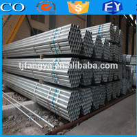 China supplier coupling pvc pipe and steel pipe black erw tube