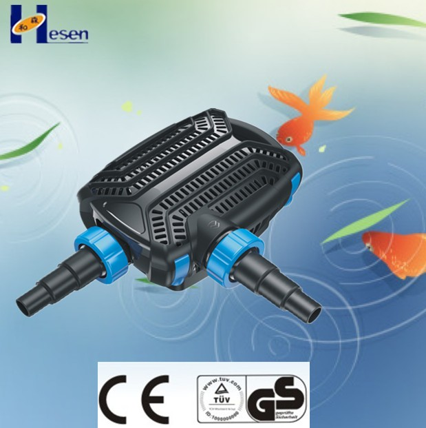 CTP-6000B Variable Speed pond submersible water pump