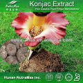 2014 Nutramax Supply Pure Konjac Extract Powder Glucomannan 90% 95%