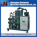 High Vacuum Insulation Oil Purifier Machine , Transformer Oil Purification Plant, Dielectric Oil Dehydration Plant