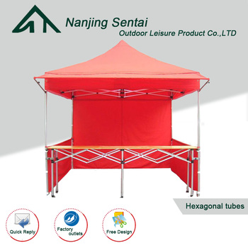 Aluminum POP Up Gazebo Carport Canopy For Car
