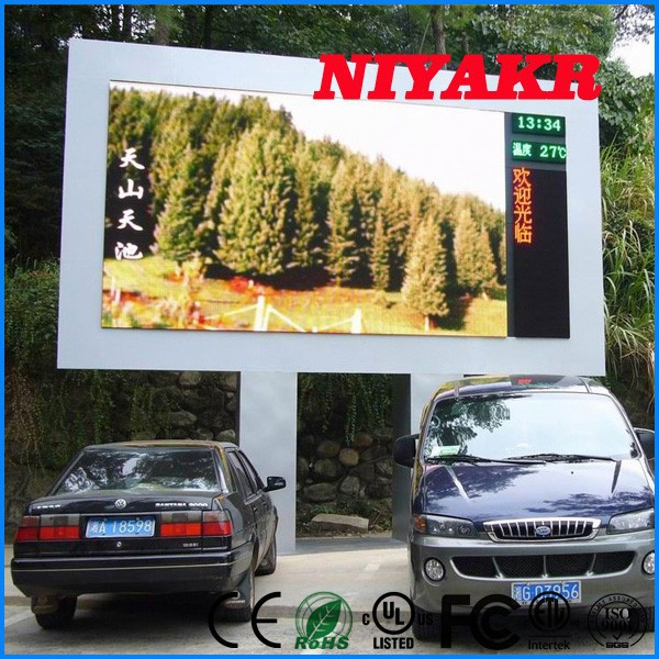 china top ten selling products hd sex video p10 high definition outdoor led display/outdoor fu