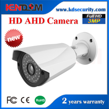 New Product Super Clear 3MP AHD CCTV Camera DVR IR 30M AHD/CVI/TVI/CVBS 4 IN 1 Hybrid Bullet Camera