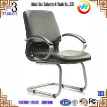 High Quality Aluminum Alloy Frame Office Chair Headrest General Manager Luxury Office Chair Raw Materials
