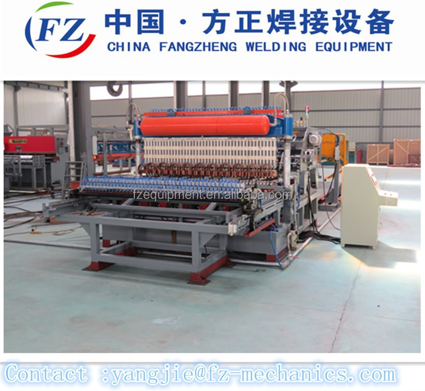 Electric galvanized field fence welding machine