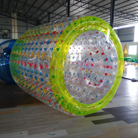 Factory direct price inflatable roller, inflatable baby roller, inflatable skates roller