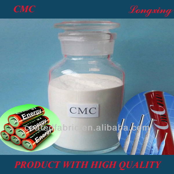 Welding/ Battery Grade CMC(carbonmethyl cellulose cmc)