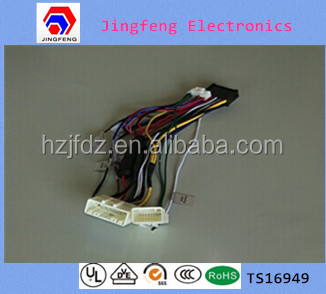 automotive wiring harness for Nissan new teana audio navigation&GSP system