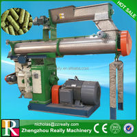 High capacity animal feed pellet machine,non used pelletizer sale