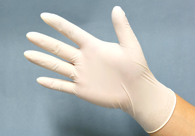 Disposable latex examination gloves malaysia manufacturer