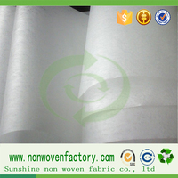 non-woven upholstery fabrics Clothing and shoes lining fabric