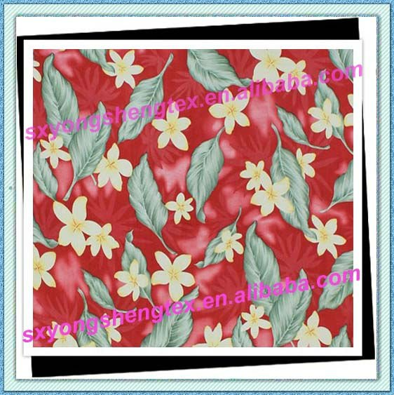 Customized Digital Printing On Polyester Fabric
