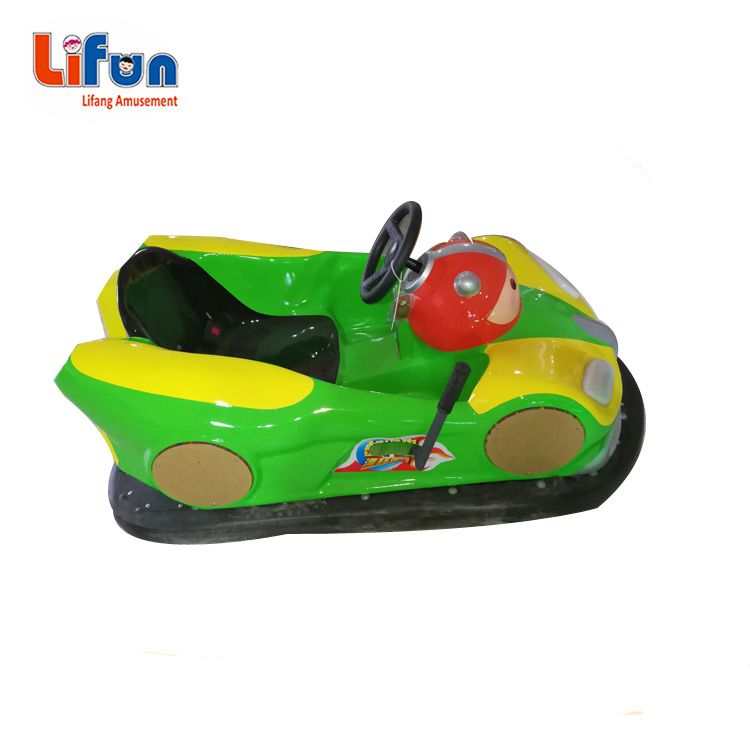 coin operated amusement equipment battery bumper car wholesale
