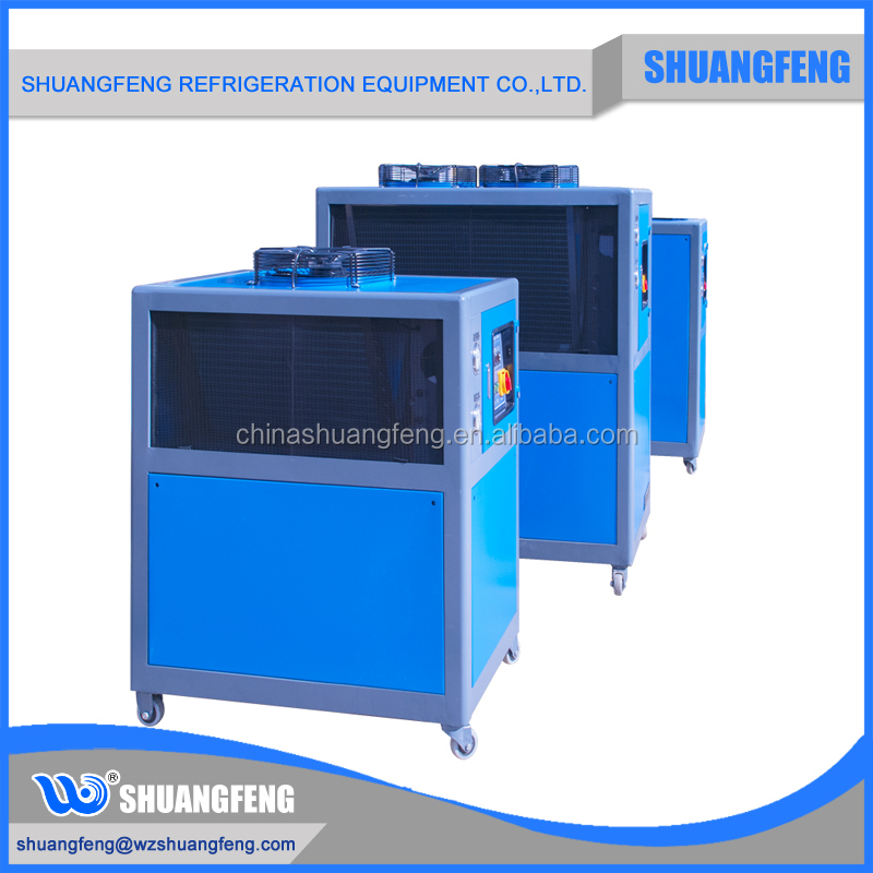 Good quality R22 air cooled laser water chiller