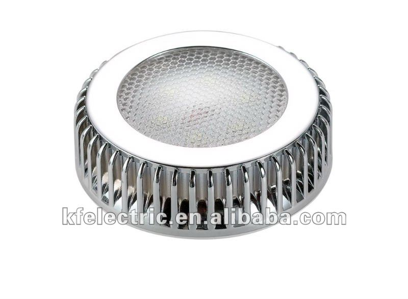 6W GX53 LED cabinet LAMP 10PCS Epistar High Power LED
