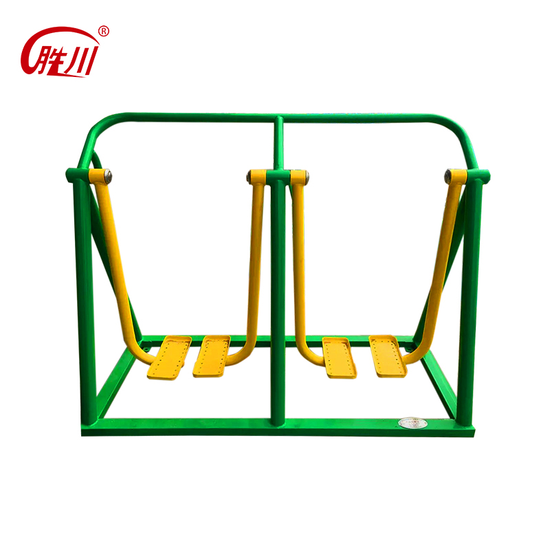 Factory price Hebei Cangzhou Air walker double outdoor gym <strong>equipment</strong>