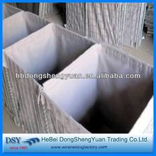 Galvanized sand filled gabion hesco blast wall (really factory,high quality)