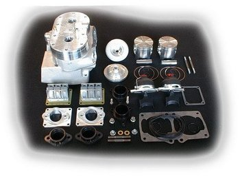 617cc T-REX Cylinder kit for Banshee