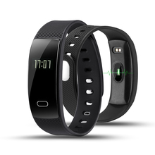QS80 Heart Rate Monitor Smart Band Blood Pressure Monitor Smart Wristband Fitness Tracker Smart Bracelet
