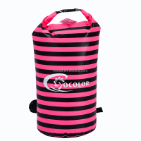 eco-friendly shower waterproof bag rafting pvc dry bag waterproof dry floating bag for camping