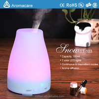 Home Aroma Mist diffuser with color lamps portable desktop mini humidifier