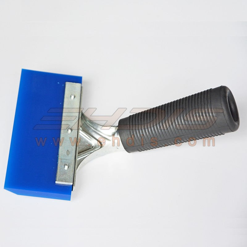 "A94 5"" Pro Squeegee Deluxe Handle with Blue Blade"