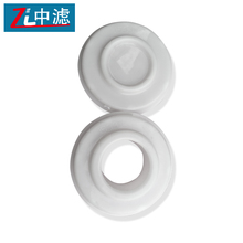 Reliable quality air filter pu glue cover plastic white mould OE:AF25614 1387549