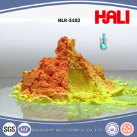 From HaLi China supplier factory directly heat sensitive thermochromic changing pigment
