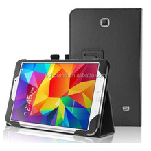 PU leather case magnetic stand case cover for Samsung galaxy Tab 4 T230 7''