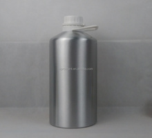30ml/50ml/65ml/100ml/250ml/300ml/500ml/1 L/5 liter/10 liters Aluminum/aluminium bottles with tamper evident lids caps closures