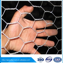 1-1/2 inch Galvanized Hexagonal Wire Netting/ 4ftX150ft Galvanized Hexagonal Chicken Wire Mesh
