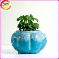 Fiberglass Potted Garden Decoration Garden Pot