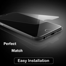 Easy Installation China Red Tempered Glass Screen Protector For iPhone 6